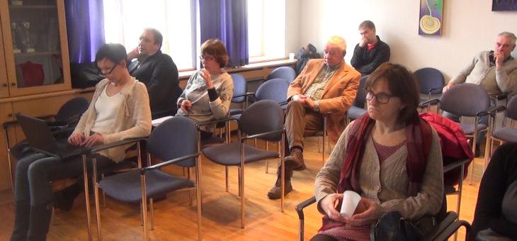 VIDEOREPORTAAŽ: Avalik arutelu 22.02 kell 14 Lääne maavalitsuses