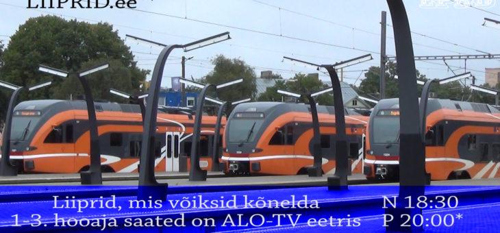 1-3. hooaja saated on ALO-TV eetris neljapäeviti kell 18:30!