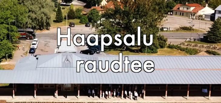 HR ainuisikuliselt: Eesti Raudtee tegi Haapsalu raudtee sulgemise otsuse ainuisikuliselt
