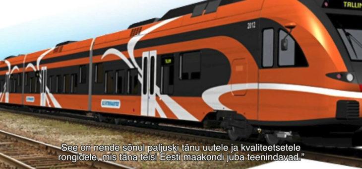 Haapsalu raudtee toetusrühm Riigikogus ja Lääne maakonna teemaplaneering lükkasid raudtee taastamisele hoo sisse