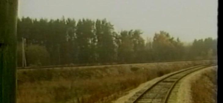 Haapsalu raudteele saatuslik sügis 1995