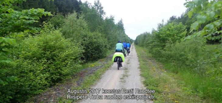 Jüri Ratase valitsus tegi reaalsed sammud Haapsalu raudtee taastamiseks