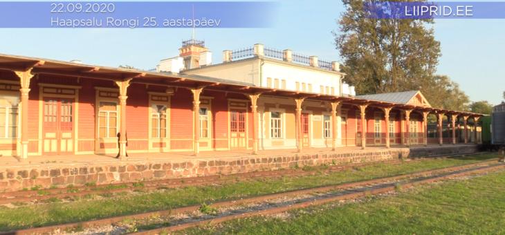 LIIPRID.ee VIDEO | Haapsalu raudteejaamas meenutati rongiliikluse katkemise 25. aastapäeva