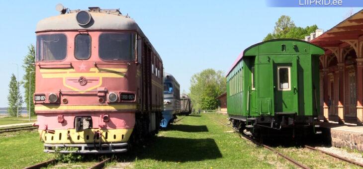 LIIPRID.ee intervjuu Talis Varega: raudtee valmimisel ühendab Haapsalu raudteejaam nii tänapäeva kui ka ajaloolise osa