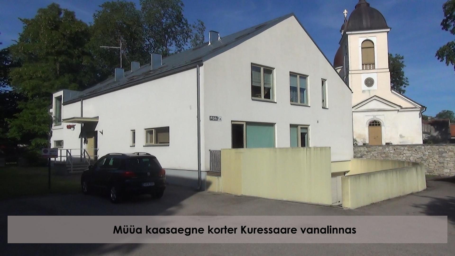 REMAX | Müüa kaasaegne korter Kuressaare vanalinnas