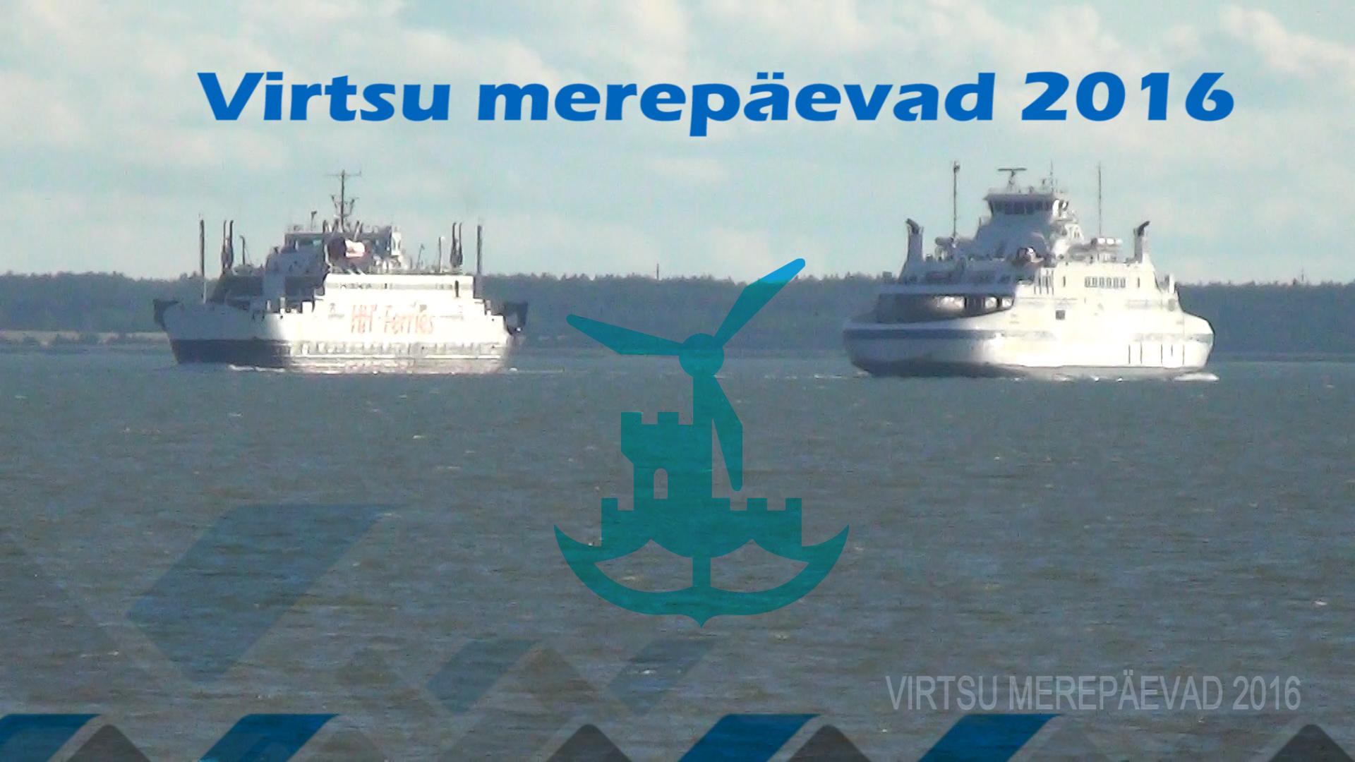 Virtsu merepäevad 2016