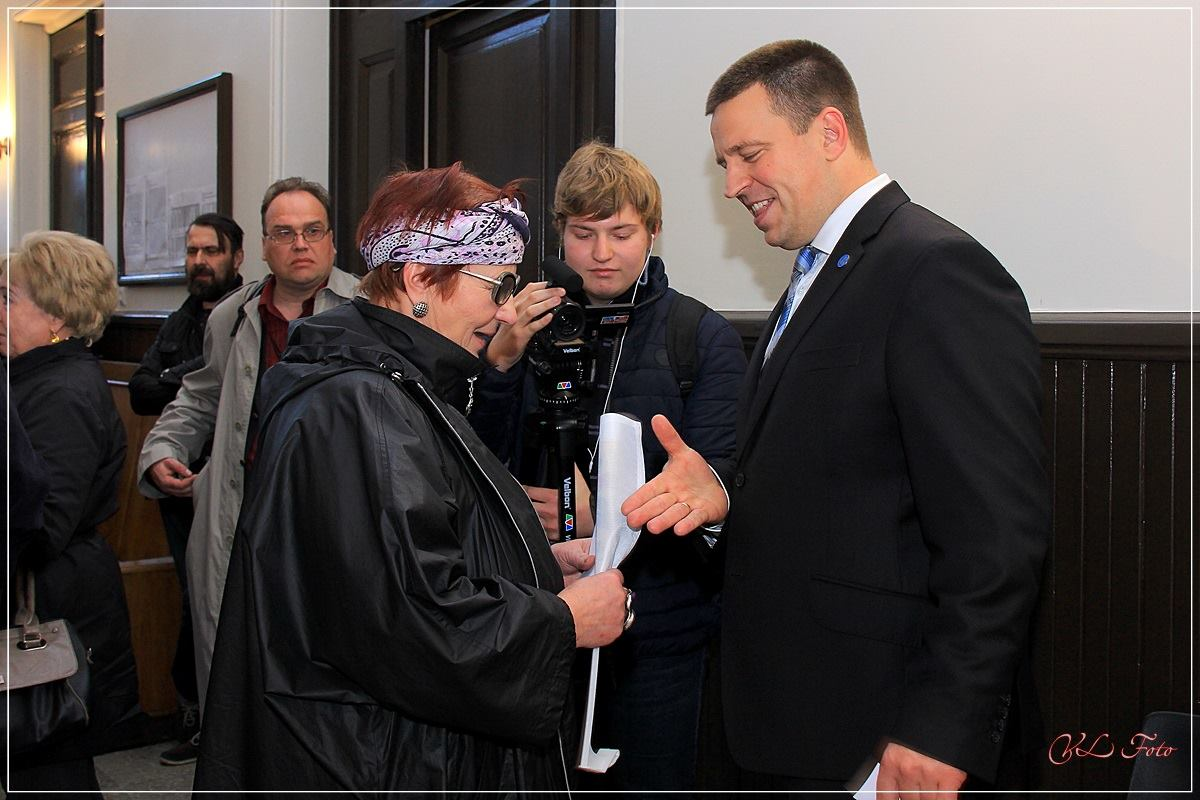 Liiprid, mis võiksid kõnelda erisaade Valimised 2017 varsti Tallinna Televisioonis!